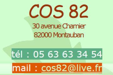 Logo COS 82